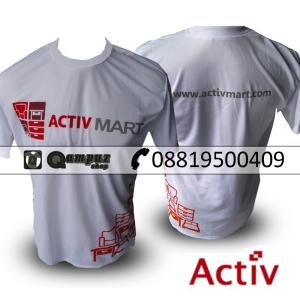 Grosir Produksi Kaos Murah di Surabaya